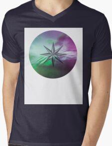 Wind rose III Mens V-Neck T-Shirt