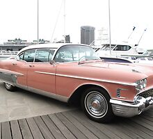 A Pink Cadillac by skyhorse