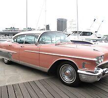 A Pink Cadillac by skyhorse