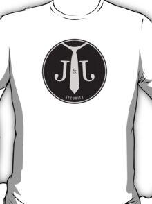 WWE J&J Security T-Shirt