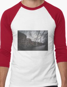 Moody Amsterdam Men's Baseball ¾ T-Shirt