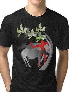 Rural Asia Tri-blend T-Shirt
