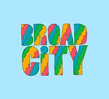 Broad City #2 by Alice Protin