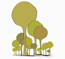 Green palette *quatre saisons series/Autumn Kids Clothes