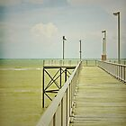 Nightcliff Jetty by Damian Harding