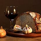 bread and wine by danapace