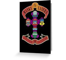 Appetite For Illusion Greeting Card