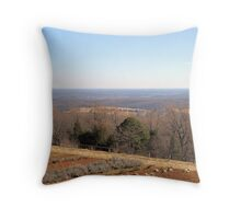 Virginia Farm Throw Pillow