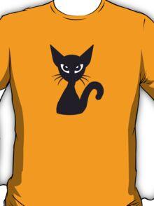 cat chat noir  T-Shirt