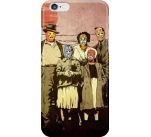 ''Luchadores Have Families Too'' iPhone Case/Skin