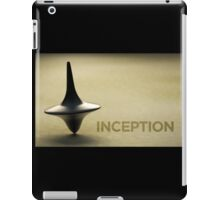Inception Spining Top iPad Case/Skin