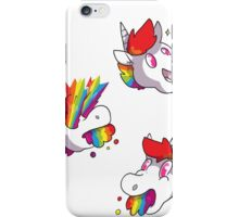Mini Unicorns iPhone Case/Skin