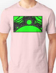 Glitch Fractal Four T-Shirt