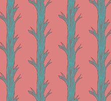 Tree pattern. by martjuh