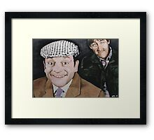 """Cushty"" by Okse Framed Print"