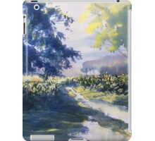 """Strensall Common"" - demo painting iPad Case/Skin"