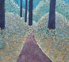 A Walk in the Forest by Carolyn McIntosh