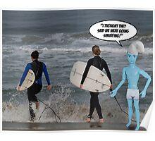 Smurfing! Poster