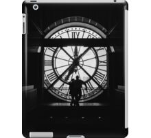 All the time in the world - Musée d'Orsay iPad Case/Skin
