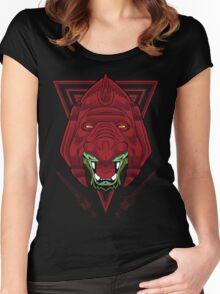 Warfeline! Women's Fitted Scoop T-Shirt