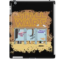 Stall Wars iPad Case/Skin