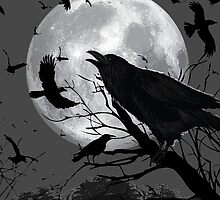 Crow Night by TMP Design