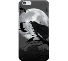 Crow Night iPhone Case/Skin