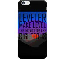 Leveler iPhone Case/Skin