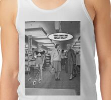 Trolley Dolly! Tank Top