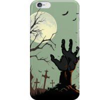 The Graveyard iPhone Case/Skin