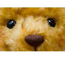 TeDdY's FaCe! Photographic Print