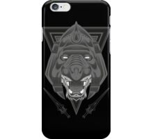 Warfeline! BW iPhone Case/Skin