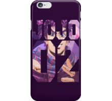 Joseph Joestar 02 iPhone Case/Skin