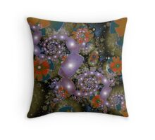 Found Object Throw Pillow