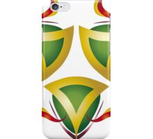 Shield With Whiskers iPhone Case/Skin