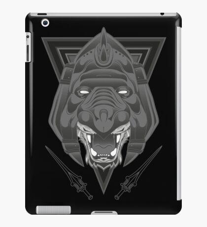 Warfeline! BW iPad Case/Skin