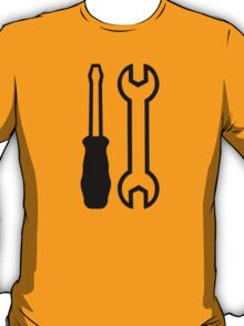 Screw wrench screwdriver T-Shirt