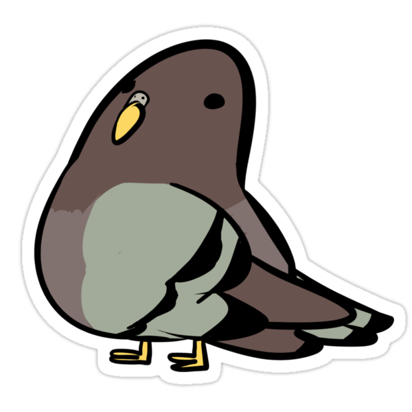Pigeon by exeivier