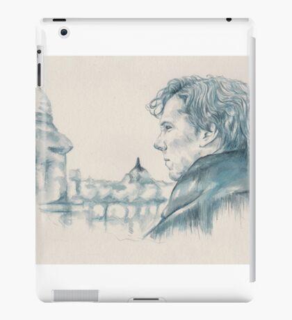 A Study In Blue - Sherlock iPad Case/Skin