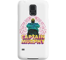 Captain Murphy - Flames Samsung Galaxy Case/Skin