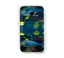 Underwater ten Samsung Galaxy Case/Skin