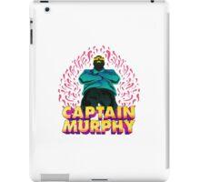 Captain Murphy - Flames iPad Case/Skin