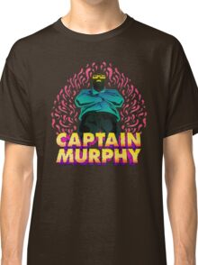 Captain Murphy - Flames Classic T-Shirt