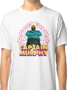 Captain Murphy - Flames Classic T-Shirt
