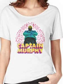 Captain Murphy - Flames Women's Relaxed Fit T-Shirt