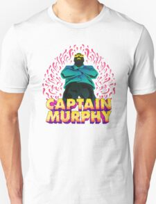 Captain Murphy - Flames T-Shirt