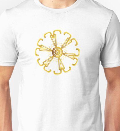 Golden Wheel Unisex T-Shirt