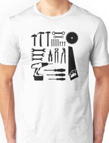 Tools set Unisex T-Shirt