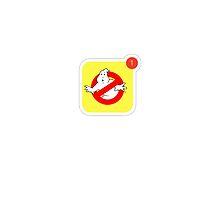 Snapchat Icon-Ghostbusters by BuyMyTees