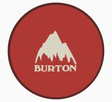 Burton : Mountain by epyrric